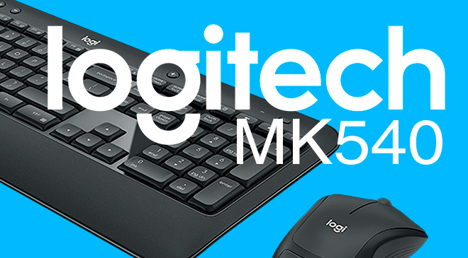 Logitech MK540 combo de teclado y ratón en WZ Gamers Lab - La revista de videojuegos, free to play y hardware PC digital online