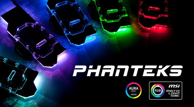 Nuevos productos de iluminación RGB de Phanteks en WZ Gamers Lab - La revista de videojuegos, free to play y hardware PC digital online