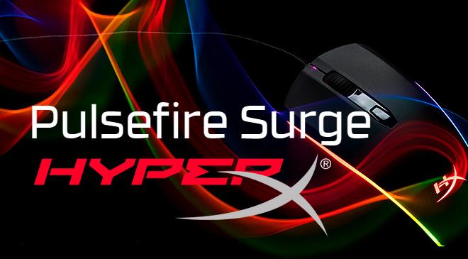HyperX PulseFire Surge RGB en WZ Gamers Lab - La revista de videojuegos, free to play y hardware PC digital online