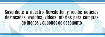 Suscribete a nuestro newsletter en WZ Gamers Lab - La revista de videojuegos, free to play y hardware PC digital online