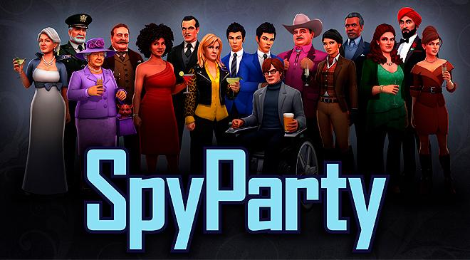 Conviértete un espía en SpyParty