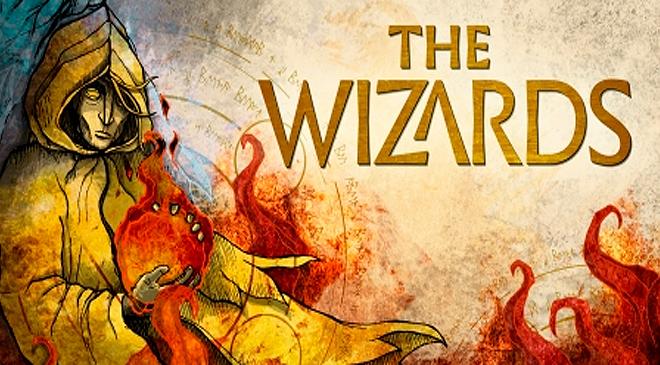 Sé el hechicero de tus sueños en The Wizards