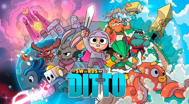 The Swords of Ditto ya disponible en WZ Gamers Lab - La revista de videojuegos, free to play y hardware PC digital online