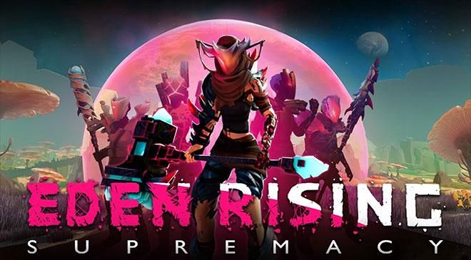 Eden Rising: Supremacy ya está en Steam en WZ Gamers Lab - La revista digital online de videojuegos free to play y Hardware PC