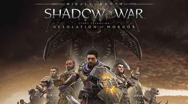 Shadow of War y su DLC en WZ Gamers Lab - La revista digital online de videojuegos free to play y Hardware PC