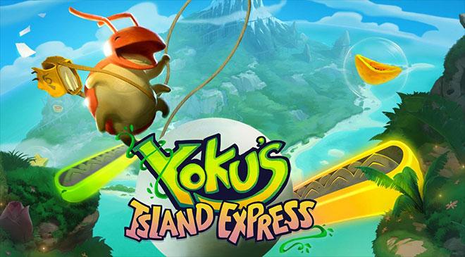Yoku's Island Express tiene trailer de lanzamiento