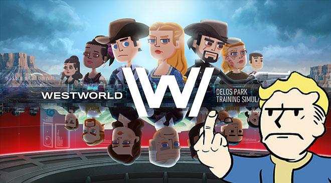 Bethesda denuncia a Warner Bros. por «Westworld»