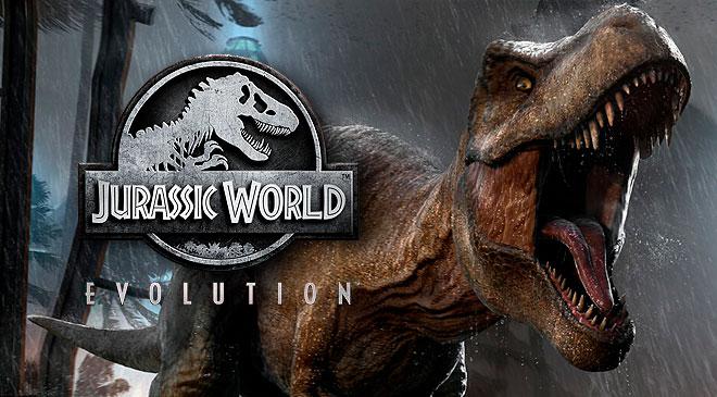 Jurassic World Evolution ya está disponible