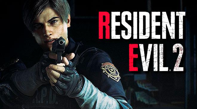 Gameplay de resident Evil 2 remake en WZ Gamers Lab - La revista digital online de videojuegos free to play y Hardware PC