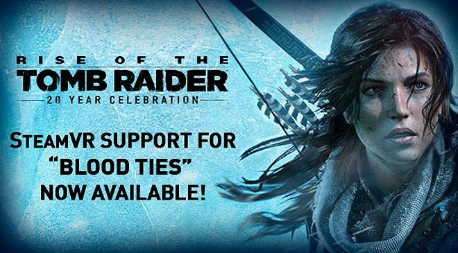 Blood Ties disponible en SteamVR