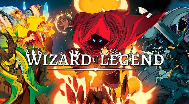 Wizard of Legend de Contingent99 disponible y te lo contamos en WZ Gamers Lab - La revista digital online de videojuegos free to play y Hardware PC