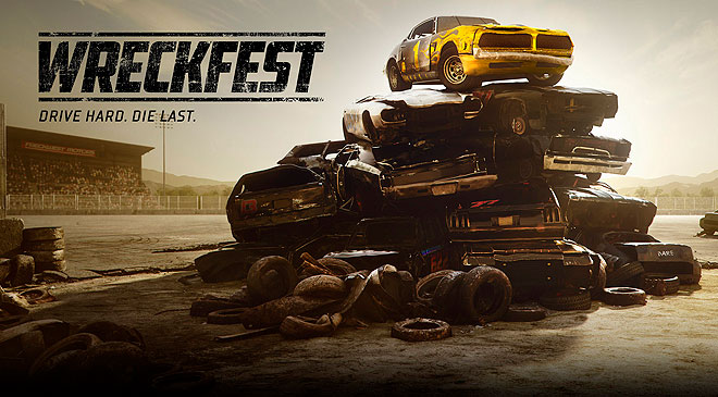 Vuelven los choques épicos con Wreckfest