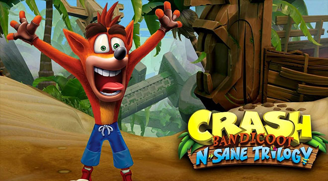 Crash llega a PC, Xbox One y Switch en WZ Gamers Lab - La revista digital online de videojuegos free to play y Hardware PC