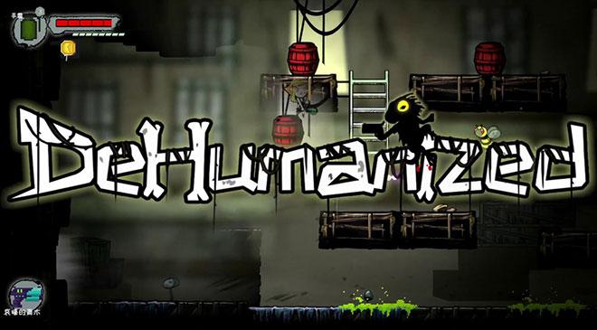 Dehumanized ya disponible en WZ Gamers Lab - La revista digital online de videojuegos free to play y Hardware PC