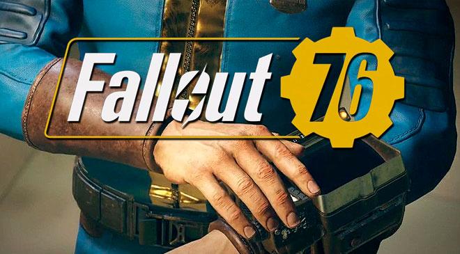 El acceso a la Beta de Fallout 76 se abrirá en Octubre