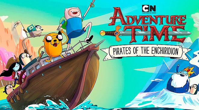 Finn y Jake llegan con Adventure Time: Pirates Of The Enchiridion en WZ Gamers Lab - La revista digital online de videojuegos free to play y Hardware PC