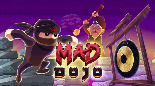 Mad Dojo ha salido a la luz de la mano de Phime Studio