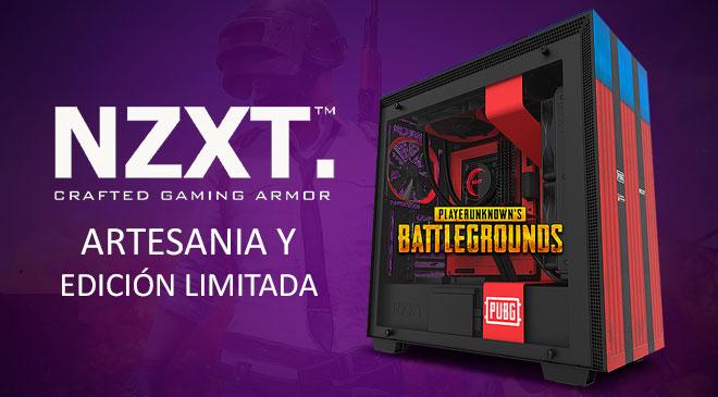 NZXT lanza una nueva línea de productos exclusivos en WZ Gamers Lab - La revista digital online de videojuegos free to play y Hardware PC