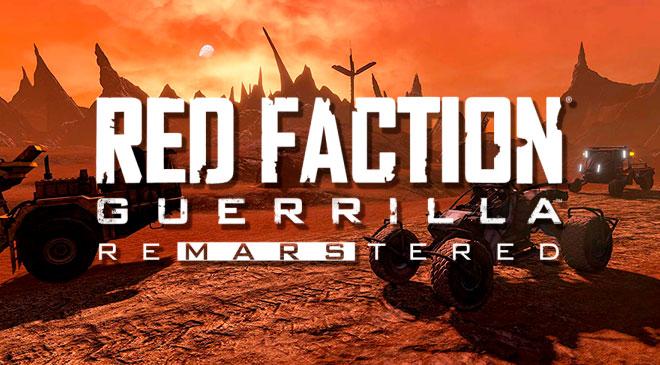 Red Faction Guerrilla Re-Mars-tered al 50% hasta el 10 de julio