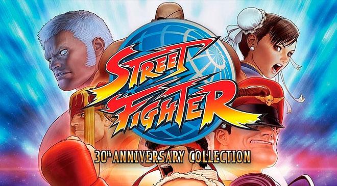 Street Fighter 30th Anniversary Collection en WZ Gamers Lab - La revista digital online de videojuegos free to play y Hardware PC