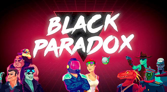 Viaja en el tiempo en el nuevo Black Paradox