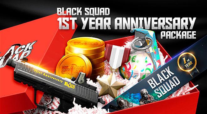 Black Squad celebra su primer aniversario en WZ Gamers Lab - La revista digital online de videojuegos free to play y Hardware PC