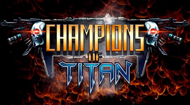 Lucha por la humanidad en Champions of Titan en WZ Gamers Lab - La revista de videojuegos, free to play y hardware PC digital online