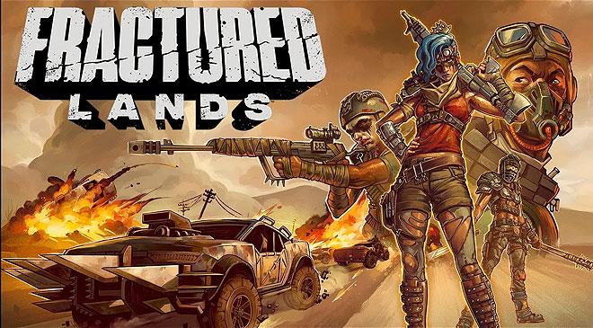 Fractured Lands llega con acceso anticipado en WZ Gamers Lab - La revista digital online de videojuegos free to play y Hardware PC