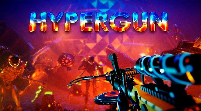 Salva al mundo en HYPERGUN en WZ Gamers Lab - La revista de videojuegos, free to play y hardware PC digital online