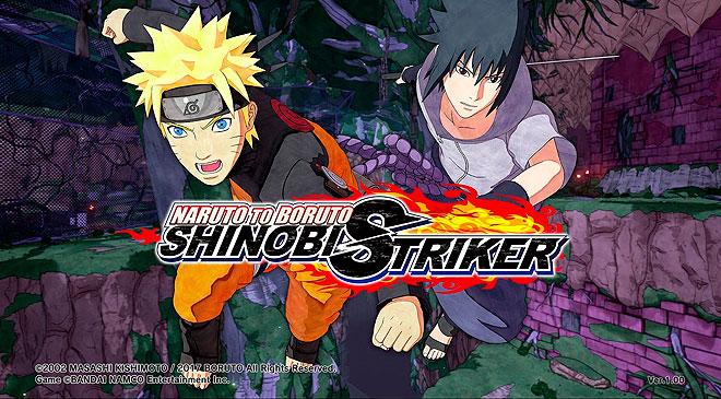 Naruto to Boruto Shinobi Striker ya diponible la reserva en WZ Gamers Lab - La revista digital online de videojuegos free to play y Hardware PC