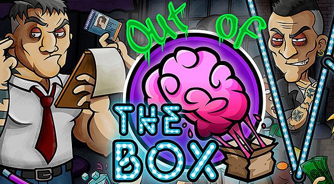 Conoce a mafiosos y criminales en Out of the Box en WZ Gamers Lab - La revista digital online de videojuegos free to play y Hardware PC