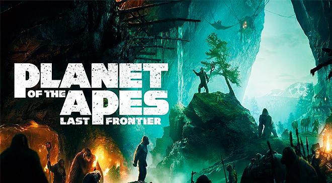 ¿Simios o humanos? Tú elijes en Planet of the Apes: Last Frontier en WZ Gamers Lab - La revista de videojuegos, free to play y hardware PC digital online