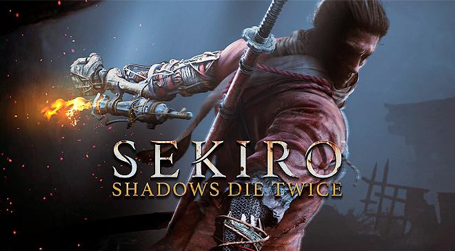 Sekiro: Shadows Die Twice ya disponible para pre-compra