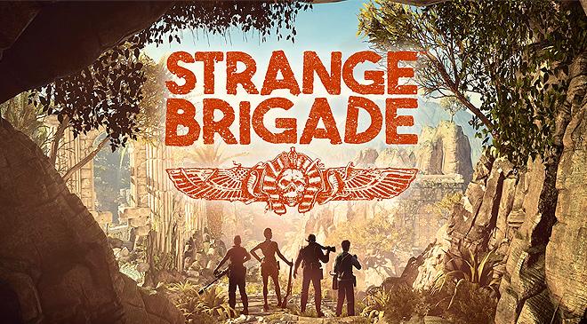 Vuelven los chicos de Rebellion con Strange brigade