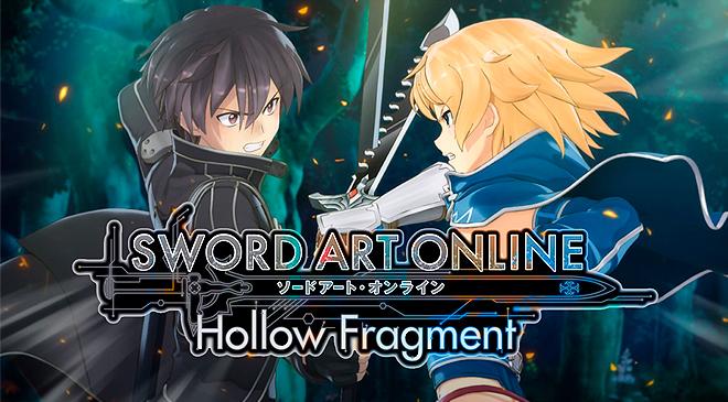 Explora el mundo de Sword Art Online Re Hollow Fragment