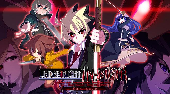 UNDER NIGHT IN-BIRTH Exe:Late en WZ Gamers Lab - La revista de videojuegos, free to play y hardware PC digital online