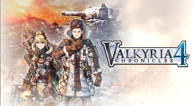 Reserva ya Valkyria Chronicles 4 y llévate un DLC