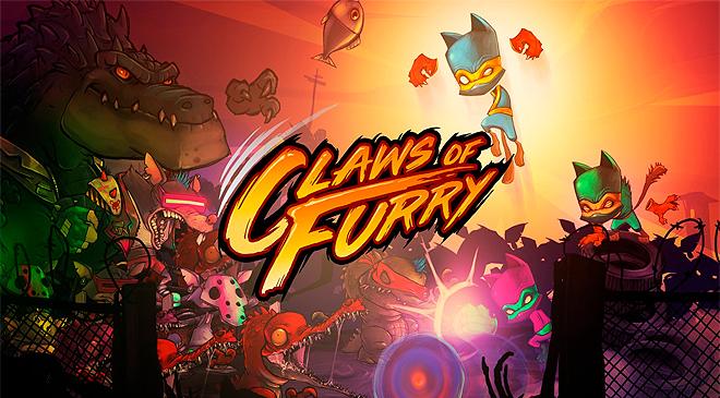 Lucha contra todo el barrio en el nuevo Claws of Furry