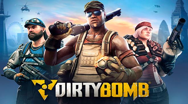 Dirty Bomb alcanza por fin su versión 1.0 en WZ Gamers Lab - La revista de videojuegos, free to play y hardware PC digital online