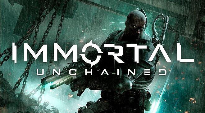 Vive el rol de acción hardcore en Immortal: Unchained