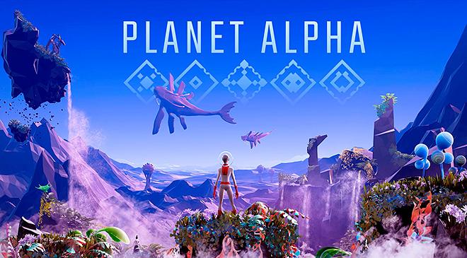 Descubre el maravilloso mundo alienígena de Planet Alpha en WZ Gamers Lab - La revista de videojuegos, free to play y hardware PC digital online