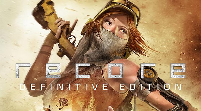 ReCore: Definitive Edition llega a PC en WZ Gamers Lab - La revista de videojuegos, free to play y hardware PC digital online