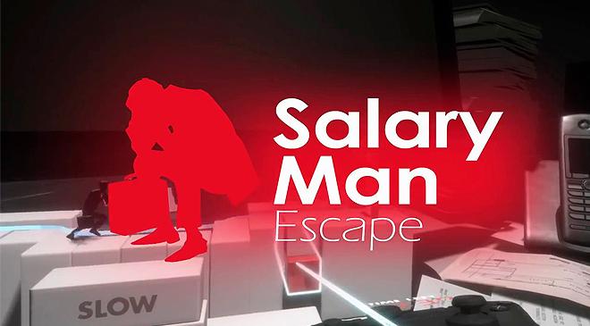 Salary Man Escape ya disponible en WZ Gamers Lab - La revista de videojuegos, free to play y hardware PC digital online