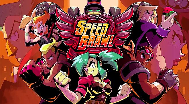 Vive las carreras y combates 2D de Speed Brawl