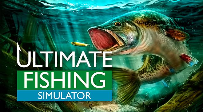 Pesca de alto nivel con Ultimate Fishing Simulator