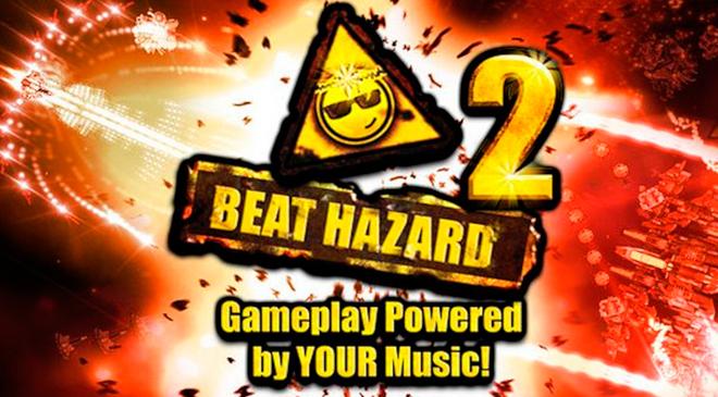 Disfruta de tu música en el intenso Beat Hazard 2