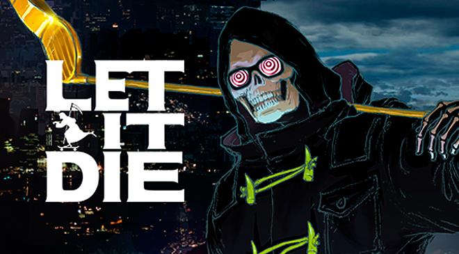 El nuevo single player de supervivencia se llama LET IT DIE