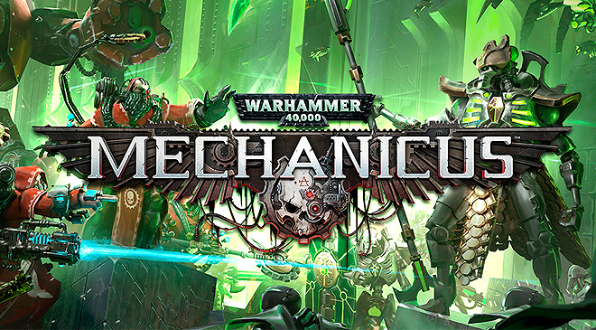 Warhammer 40,000: Mechanicus ya disponible