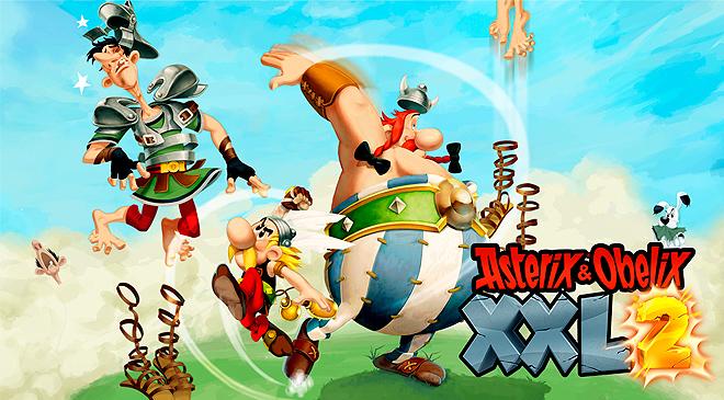 Asterix & Obelix XXL 2 ya disponible en 3D en WZ Gamers Lab - La revista de videojuegos, free to play y hardware PC digital online