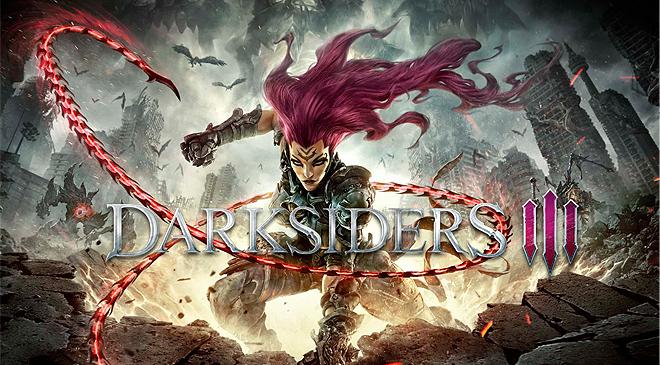 Darksiders III ya disponible en WZ Gamers Lab - La revista de videojuegos, free to play y hardware PC digital online